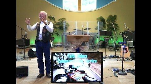 Worship service 7-25-21
