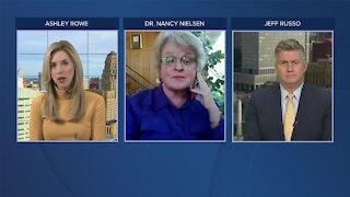 Dr. Nancy Nielsen on impact of vaccine hesitancy after J&J vaccine pause