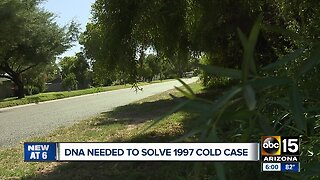 22 years later, Phoenix cold case remains a mystery