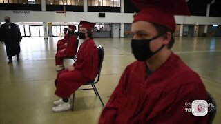 Palm Beach County students excited, thankful for in-person graduation ceremonies
