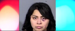 Police: Woman beat with railroad spike