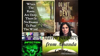 Prophesy from Amanda Grace