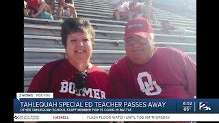 Tahlequah special ed teacher passes away