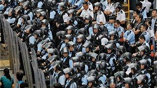 Protests take over Hong Kong again
