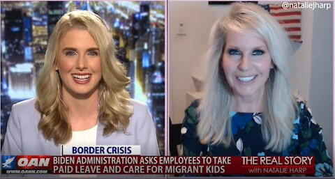 The Real Story - OANN Border Blame Game with Monica Crowley