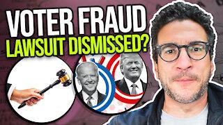 Michigan Votern Fraud Lawsuit DISMISSED - Lawyer Explains - Viva Frei Vlawg