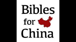 Smuggling Bibles into China