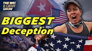 As Cubans Wake Up, America Goes to Sleep