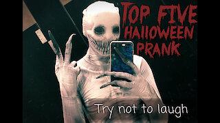 Top 5 - Halloween Prank 2019
