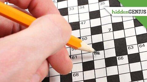 Stuff of Genius: Arthur Wynne: Crossword Puzzle