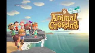 Animal Crossing new update