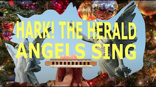 How to Play Hark the Herald Angels Sing on the Harmonica with Bends