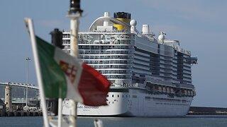 Italian Cruise Ship Locked Down Over Coronavirus Fears
