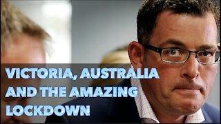 VICTORIA, AUSTRALIA: Left wing paradise