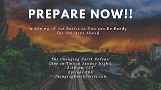 Prepare Now!!