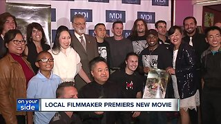 CLE filmmaker premieres new movie, sees bright future for Cleveland film scene