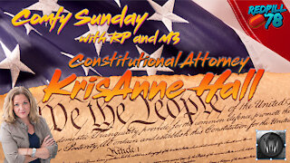 KrisAnne Hall Joins RP & M3 for Comfy Sunday
