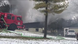 Hundreds donate to Delafield family after fire destroys home