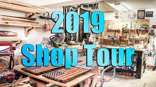 Shop Tour 2019