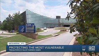 Precautions being taken in Valley nursing homes amid coronavirus