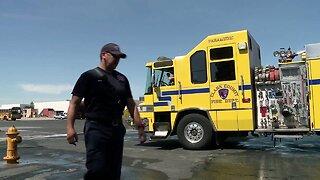 Las Vegas, Clark County first responders prepare for coronavirus