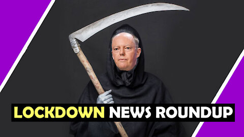 Lockdown News Roundup / Whitty Says Jab The Kids / Hugo Talks #lockdown