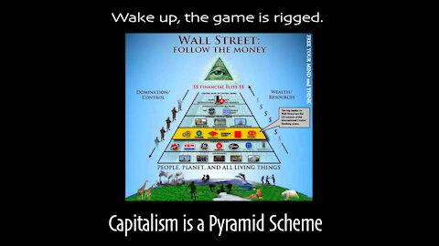 The Biggest Ponzi Scheme Ever!!!