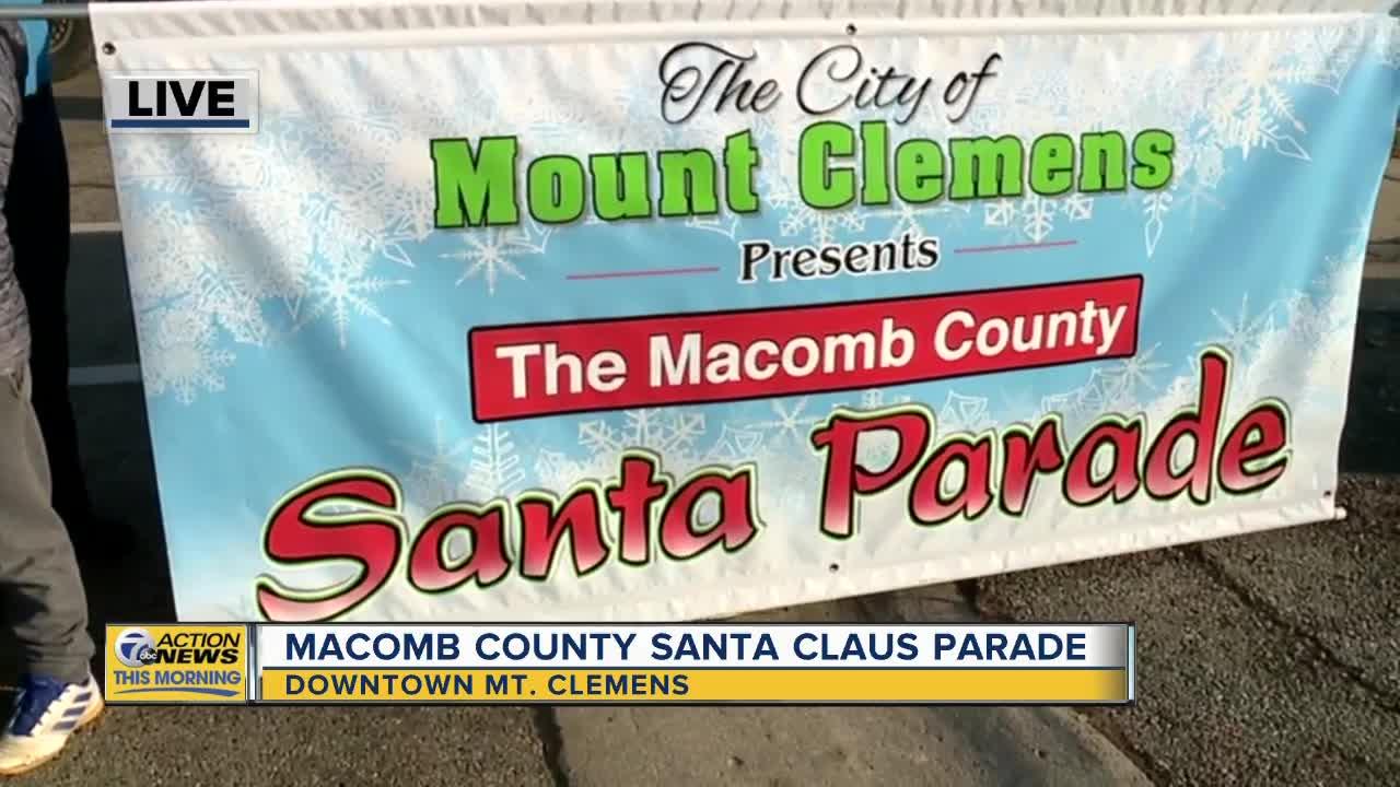 Macomb County Santa Claus Parade