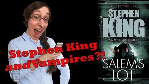 Salem's Lot by Stephen King: Sunday Book Circle