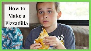 How to Make Pizzadilla   Kids' Favorite Camping Food