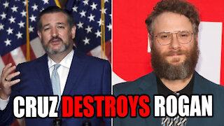Ted Cruz DESTROYS Seth Rogan