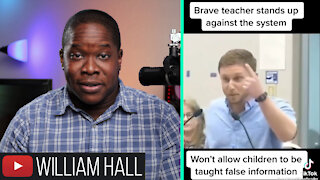 BRAVE Teacher Stands Up Against The WOKE Education System
