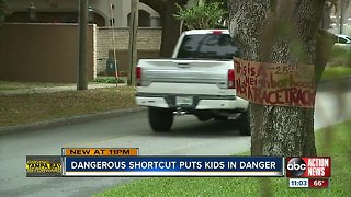 Changes coming to South Tampa street after neighbors push for safety improvements