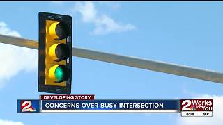 Improvements coming to busy intersection