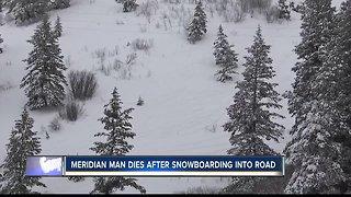 Snowboarder dies after being struck by vehicle near Bogus Basin Saturday night