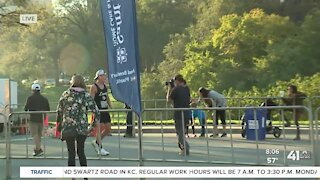 Largest in-person race since the pandemic draws hundreds