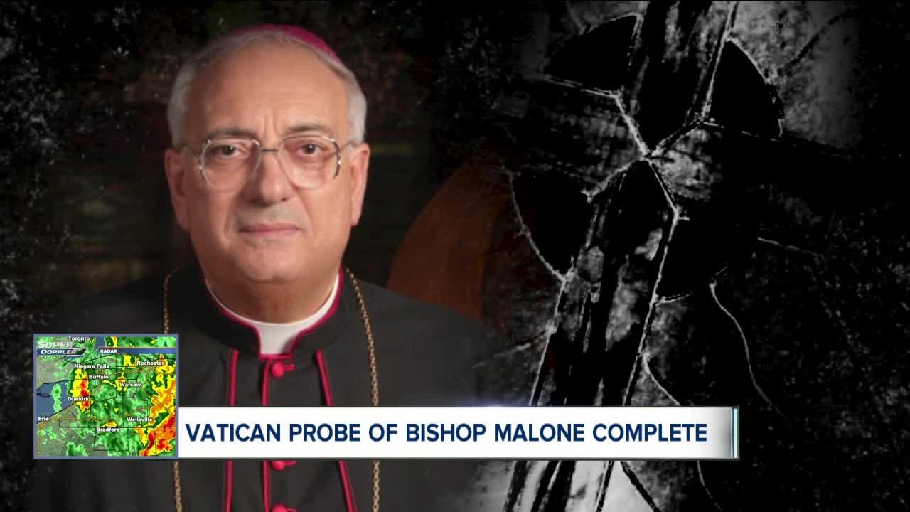 Vatican probe of Bishop Malone complete