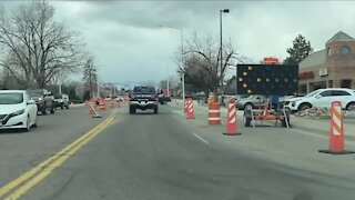 What's Driving You Crazy? Construction on Ralston Road