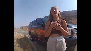 Utah police release body camera video related to Gabby Petito case