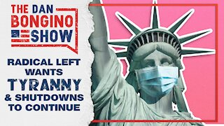 Radical Left Wants Tyranny and Shutdowns to Continue