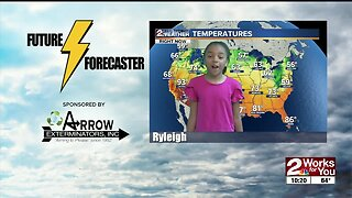 Future Forecasters try their hand at being meteorologists