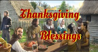 Our Thanksgiving Blessings