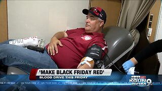 KGUN9 teams up with American Red Cross for blood drive