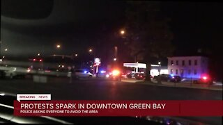 Green Bay Police asking people to avoid downtown Saturday night
