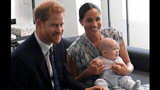 Prince Harry and Duchess Meghan's son Archie keeps interrupting Zoom calls