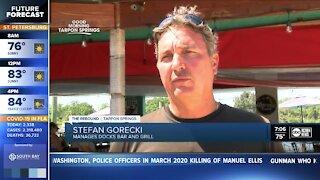 Tarpon Springs leaders extend coronavirus recovery program for businesses