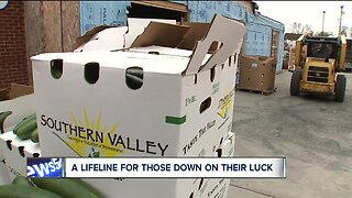 Business partners working to save Garden Valley neighborhood through food, education
