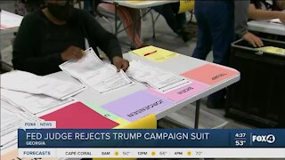 judge denies attempt to decertify November elections by President Trump