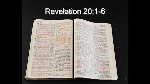 Study of Revelation 20:1-6