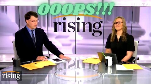 """New """"Rising"""" Crew Hilariously Misfires on Manchin Filibuster Prediction"""